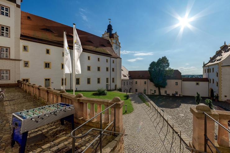 Jugendherberge Schloss Colditz Sachsen