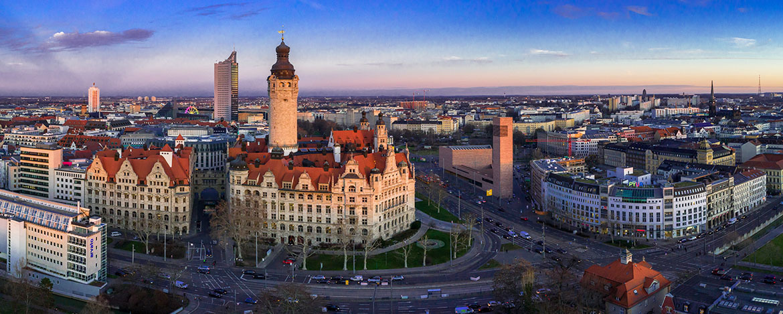 Familienurlaub Leipzig