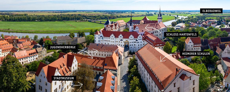 Familienurlaub Torgau