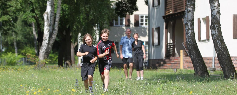 Familienurlaub Ravensbrück