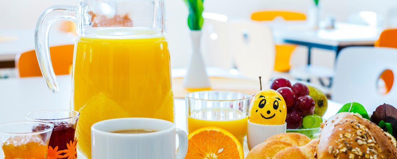 So kann der Tag beginnen, mit einem leckeren und ausgewogenen Frühstück