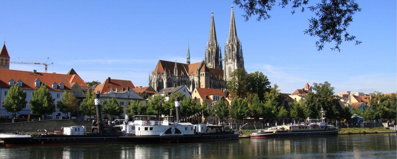 Dom St. Peter und Altstadt von Regensburg