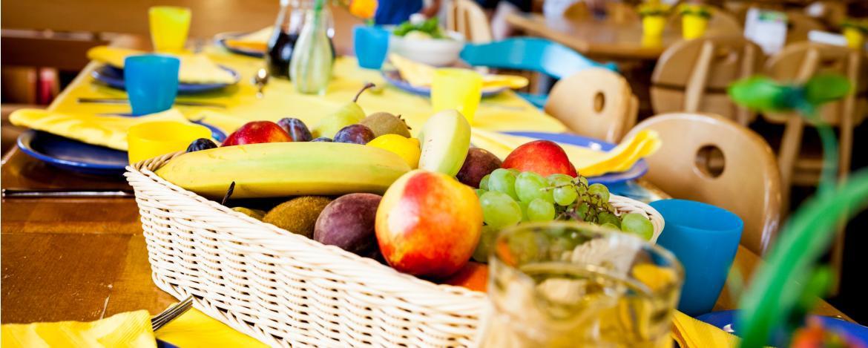 Ausgewogene Ernährung für Groß und Klein