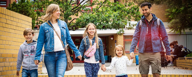 Familienurlaub Westerland - Dikjen Deel