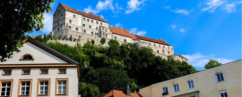 Weltlängste Burg in Burghausen
