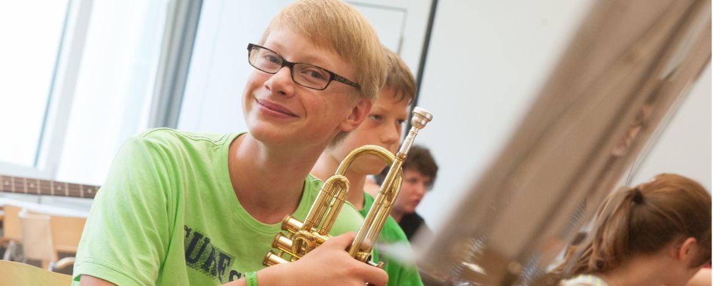 Fahrten für Musikgruppen in die Jugendherberge Dinkelsbühl