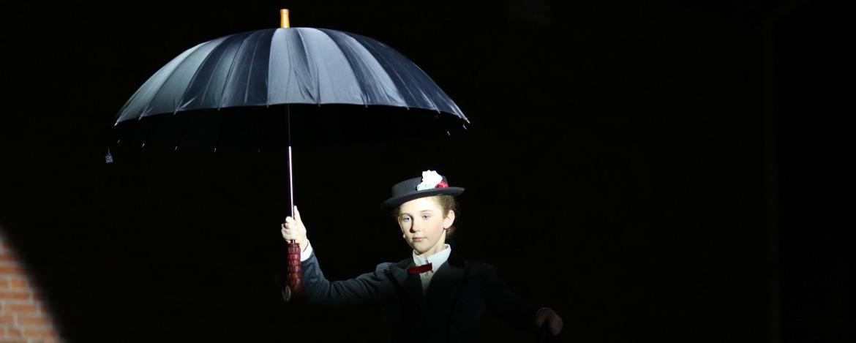 Szenen aus Marry Poppins