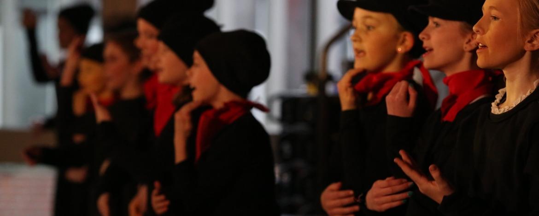 Tanz für Kids und Teens jeden Alters
