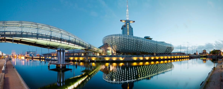 Klimahaus Bremerhaven, Marcus Meyer