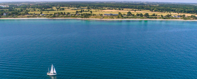 Strandaktionen in Dahme an der Ostsee