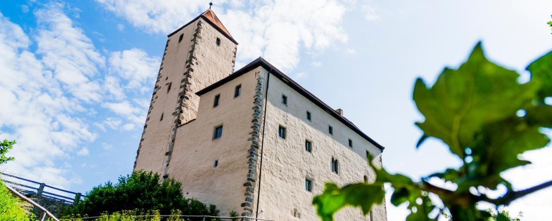Ferien in der Burg