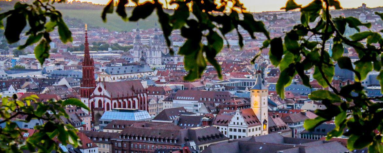Würzburg ist immer eine Reise wert