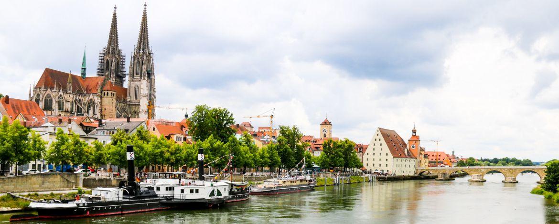 Wunderschönes Regensburg - entdeckt es