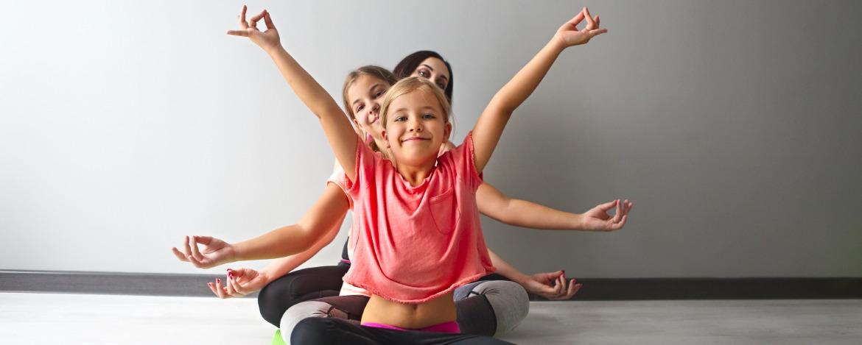 Familien-Yoga für alle