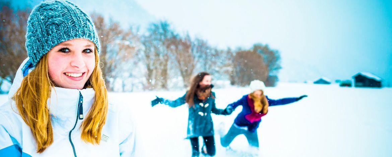 Wintervergnügen pur - Schneeschuhtouren
