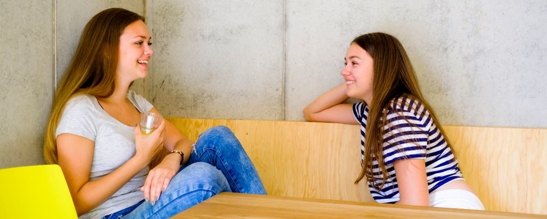 Neue Freunde finden - in der Jugendherberge schnell möglich