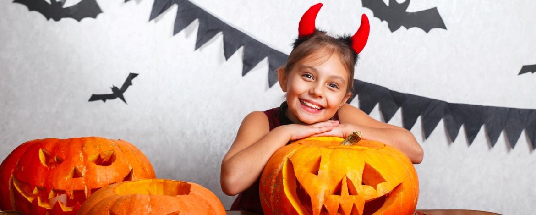 Kinderfreizeit Wochenende Halloween in Borwedel