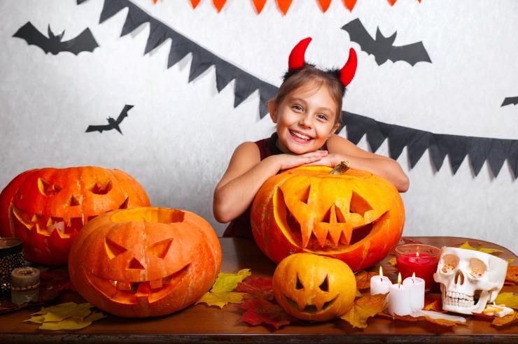 Halloween Kinderfreizeit in Borgwedel