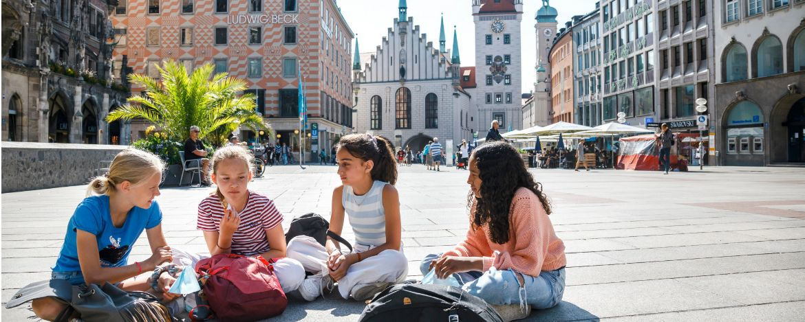 Activities at Munich City