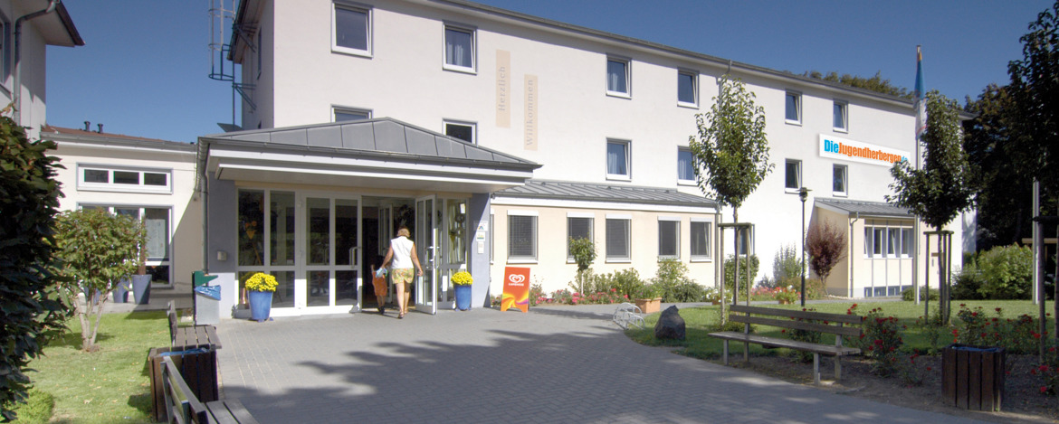 Youth hostel Mainz