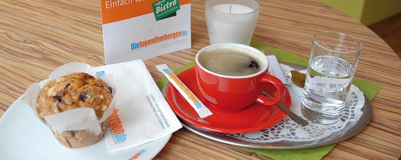 Bistro der Jugendherberge Mainz