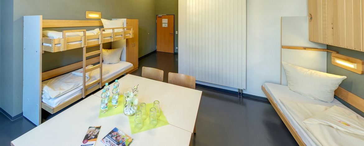 "Amenities of Chemnitz ""eins"" / City Hostel"