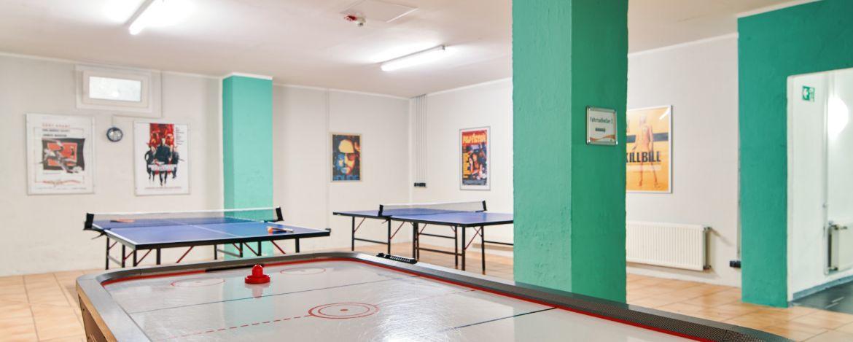Spielzimmer auf der Familienetage