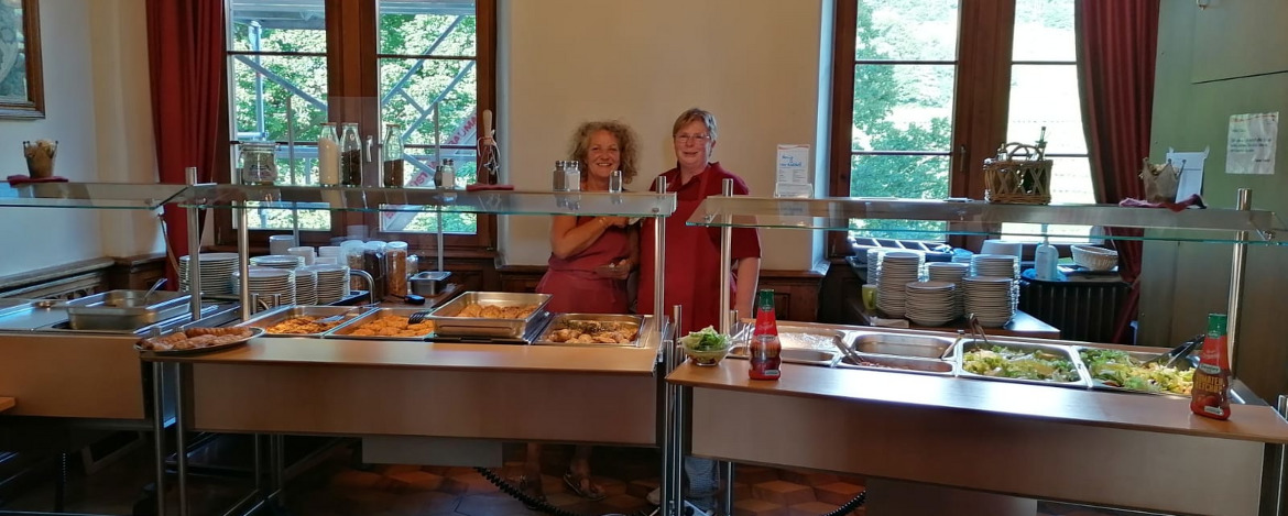 Catering at Ortenberg