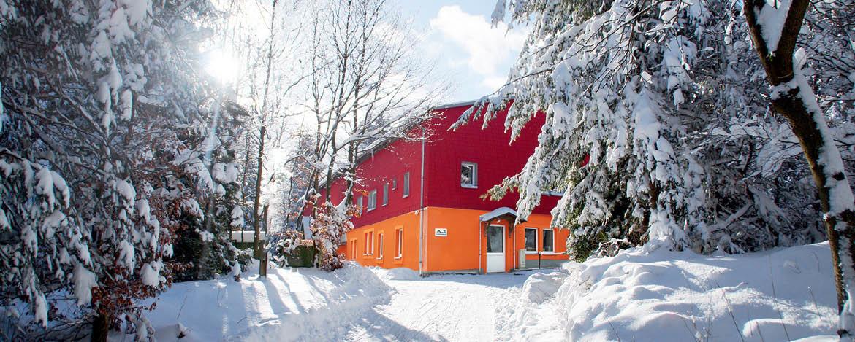 """Youth hostel Altenberg-Zinnwald """"Jägerhütte"""""""