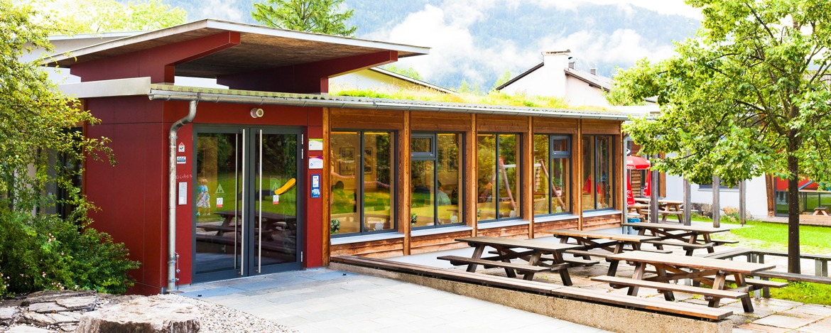 Youth hostel Garmisch-Partenkirchen