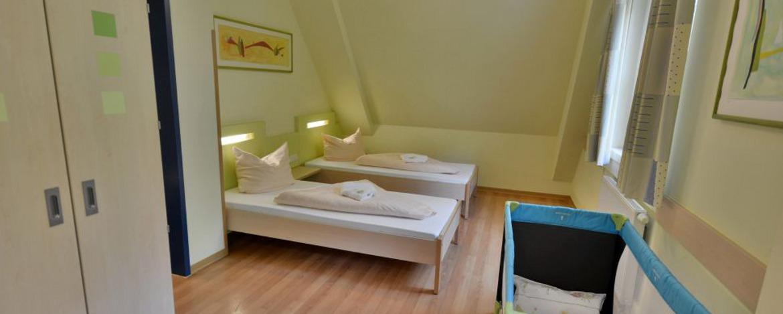 Zimmer der Jugendherberge Altenahr