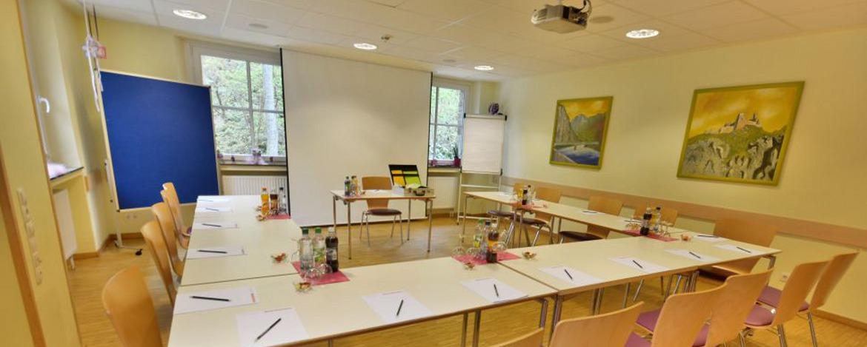 Tagungsraum der Jugendherberge Altenahr