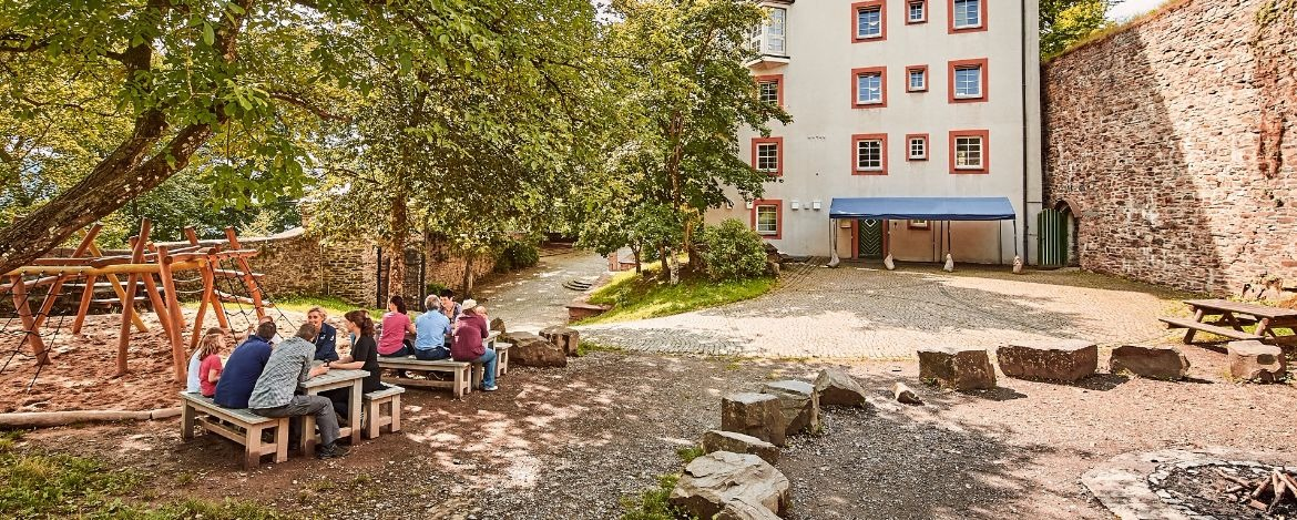 Youth hostel Freusburg