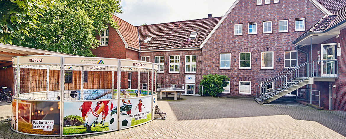 Youth hostel Aurich