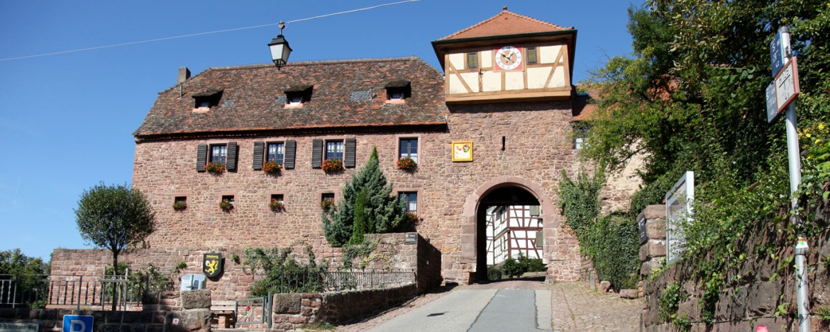 Youth hostel Neckargemünd-Dilsberg