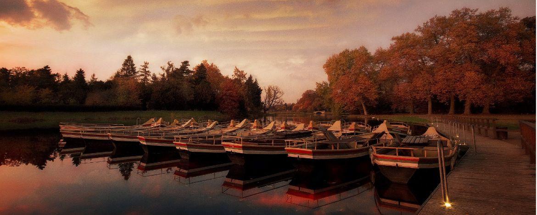 Pagode- Schlossparkanlagen Oranienbaum