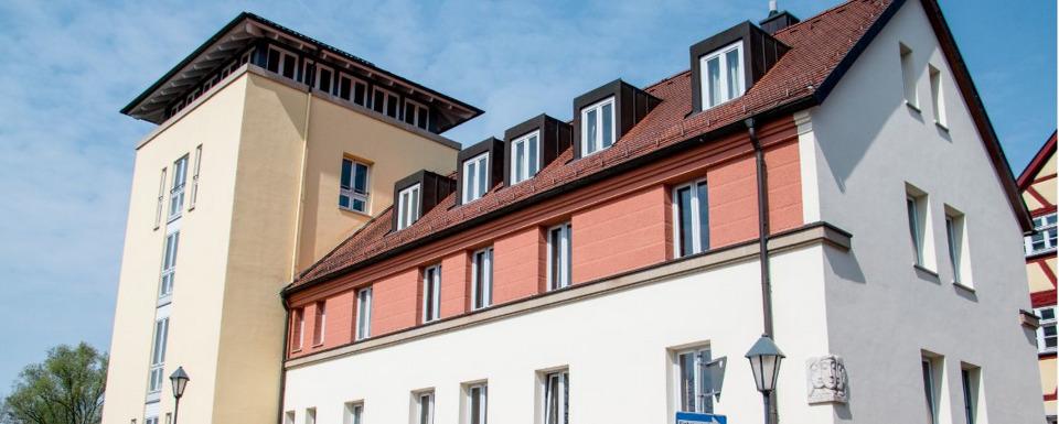 Youth hostel Gunzenhausen am Altmühlsee
