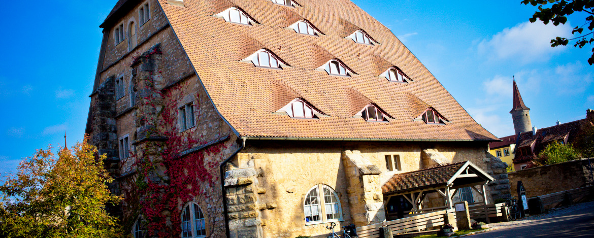 Youth hostel Rothenburg ob der Tauber