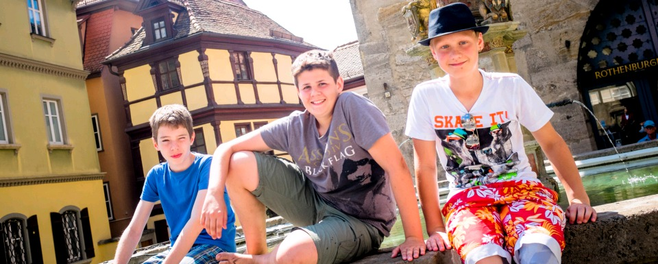 Activities at Rothenburg ob der Tauber