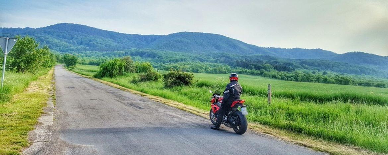 Motorradtour durchs Selketal