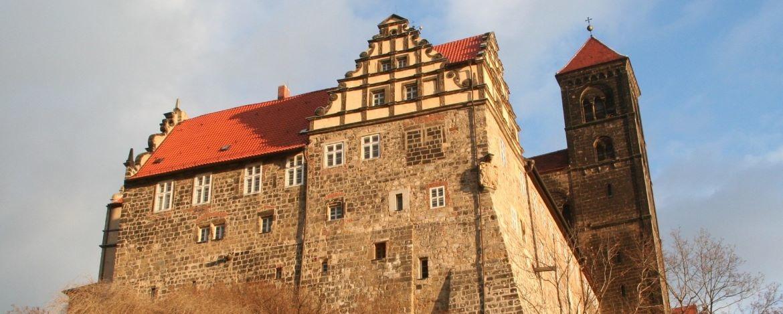 Stiftskirche St. Servatius Quedlinburg