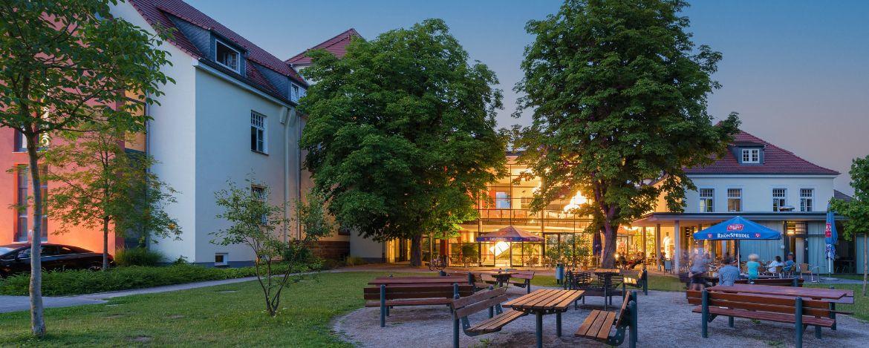 Jugendherberge Bad Hersfeld Außenaufnahme