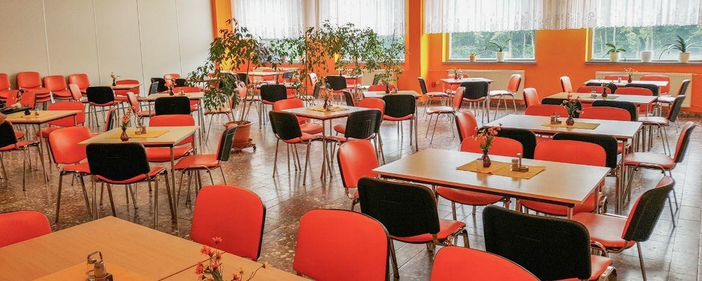 Unser großer Speisesaal