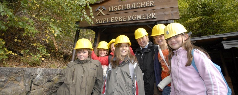 Fischbacher Kupferbergwerk