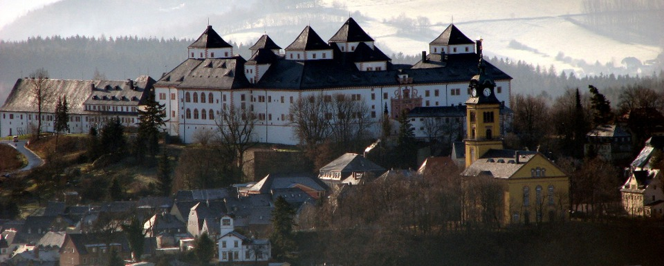 Youth hostel Augustusburg Schloss