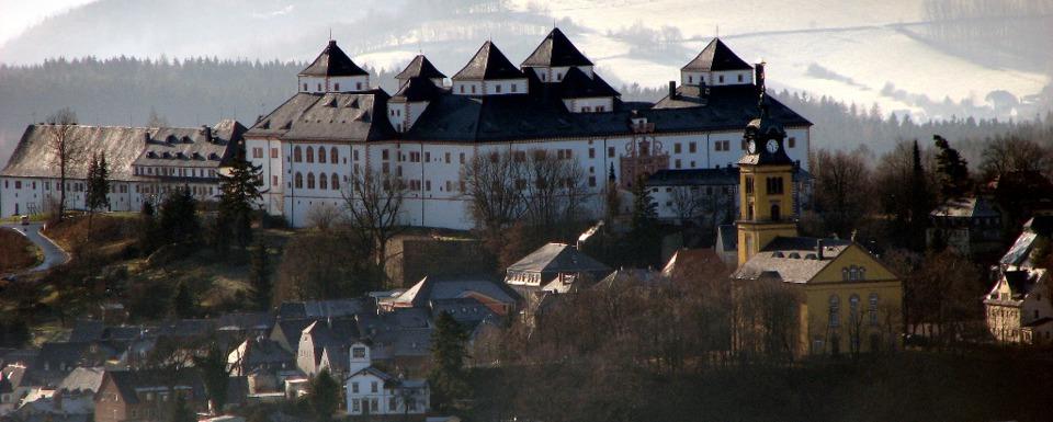 Ausstattung Augustusburg Schloss
