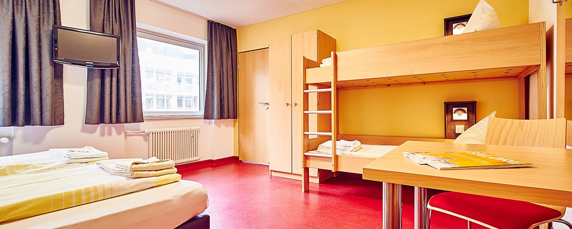 Youth hostel Dortmund
