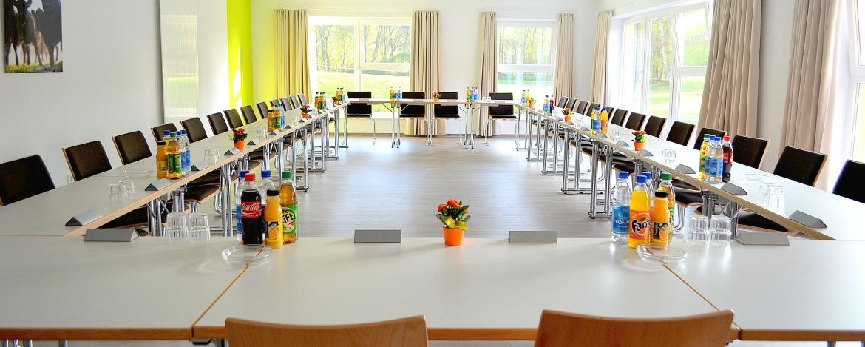 Seminarraum der Jugendherberge Bad Malente