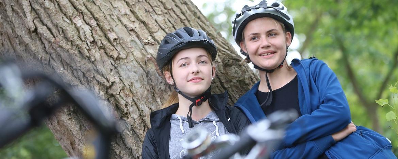 Fahrradfahren rund um Bad Oldesloe