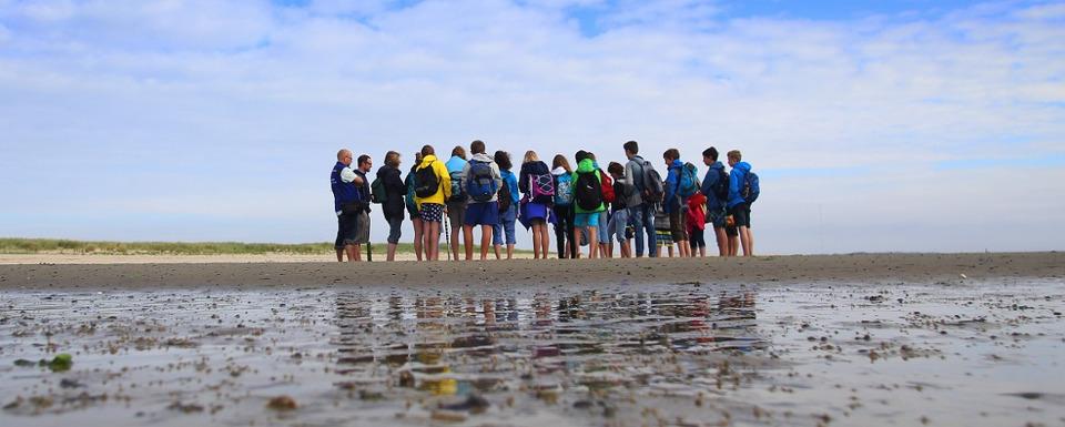 Klassenfahrten Cuxhaven-Duhnen